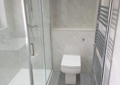 Glasgow bathroom refurbishment
